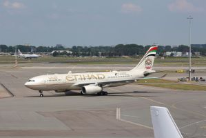 etihad A6-EYN by damenster