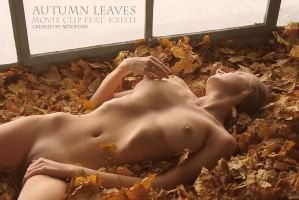 Autumn leaves - movie clip by artofdan70