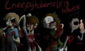 Creepytubers v 2.0 by InsanelyADD