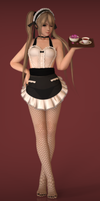 Marie Rose- M.Housemaid translucent by agekei