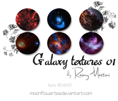 Galaxy Textures by Rainy Martini (moonflowertea) by moonflowertea