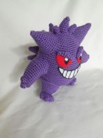 gengar for synicalcyn by MasterPlanner
