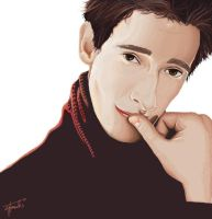 :: MS Paint - Adrien Brody :: by alyssym