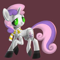 Sweetie Bot by Chuck-Norrisss