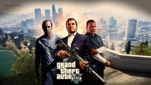 GTA V Wallpaper By CLoSeDesign by CLoSeDesign