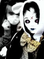 Living Dead dolls by DeeMayShatered