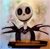 Jack Skellington by PandorasBox341