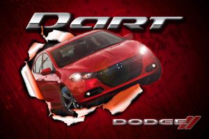 dodge 2012 by denpoy25