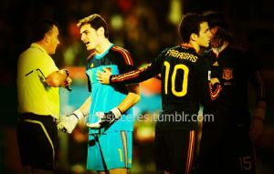 Casillas Number 1 by mesisceres