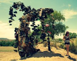 shoe tree 2 by aubrymelia