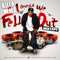 Killa Will Mixtape Cover by Numbaz