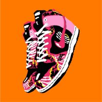 Kicks by glampop