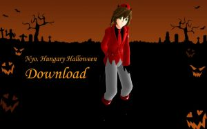 Halloween Nyo. Hungary DOWNLOAD by Ringtail14
