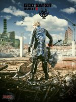 God Eater: Burst Cosplay - Desolation by bgzstudios
