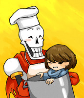 Cooking Time!! by Asticou