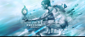 The Time Of Freedom signature by PiP3R-CZ
