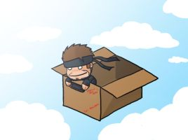 Solid Snake's Dream by sir-ryken