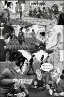 LUCID Page Two by meritcomics