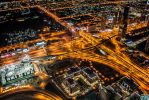 Dubai at Night by faisalh