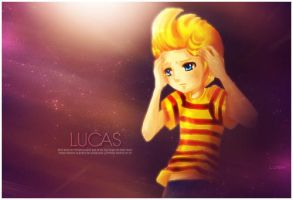 Lucas - Mother3 by Luishi17
