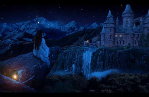 Deep in the night by tcempk