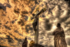 INRI by EllieFragile