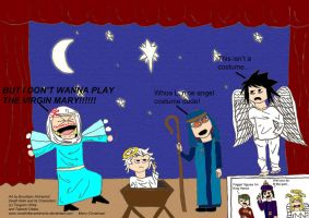 A Whammy Christmas Pageant by VicodinFlavoredMints