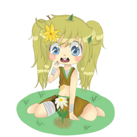 [TG]: Kotone Plant That Flower by snowgirl0