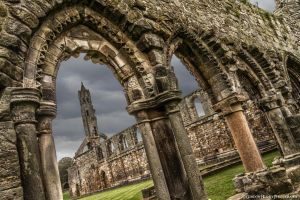 Cloister Arches by fatgordon0