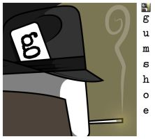 gumshoe by the-dumb-waiter