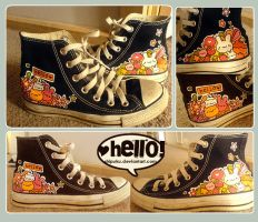 hello shoes by shipuku