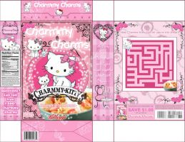 Cereal Box by carmietee