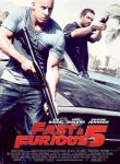 Fast Five movie poster by ash1994