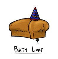 Party Loaf by VladimirJazz