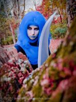 Gigan Through the Trees by EmeraldCoastCosplay