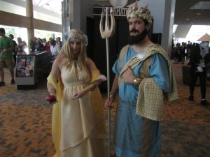 Otakon 11: Greek Gods
