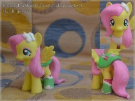Equestria Girls Fluttershy custom by Antych