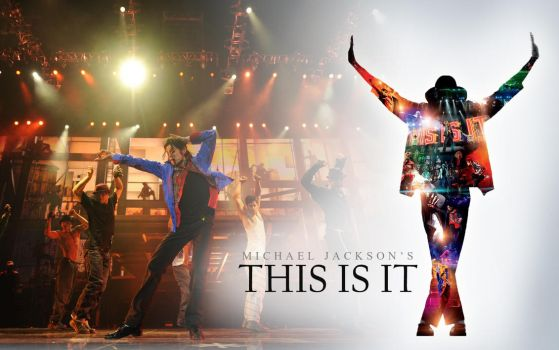 MJ This Is It Wallpaper Photo by Yabbus23