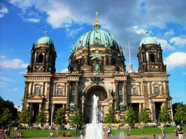 Berlin Cathedral by Per-Christian