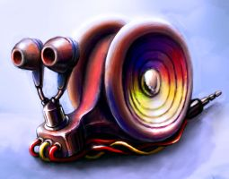 music snail by emotiON-founder