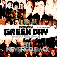 +MegaPack Fotos Green Day by EndOfTheStory