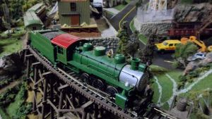 Train Set #32 by hankypanky68