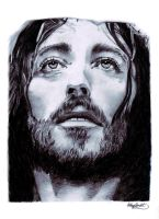 Portrait 2: Jesus by taken-username10