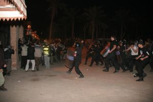 Aid convoy attacked Egypt 31 by ademmm
