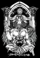 BAPHOMET by cyphlon