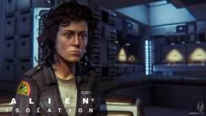 Alien Isolation 184 by PeriodsofLife