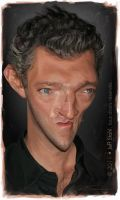 Vincent Cassel by JeffStahl