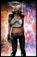 Punk Storm - Colors by henflay