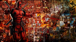 Wall' for a Friend - Deadpool (V2) - No Name by rymae