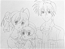 Clannad by futuremoon